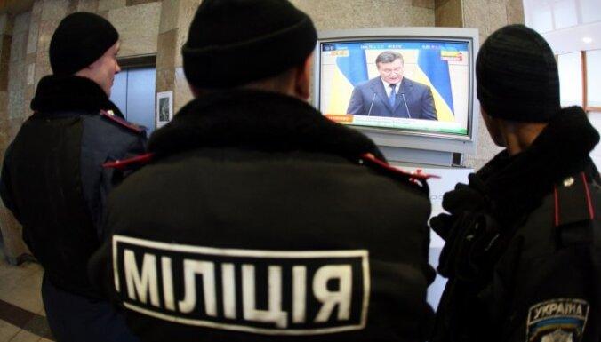 Треть состава харьковской милиции уволят за саботаж