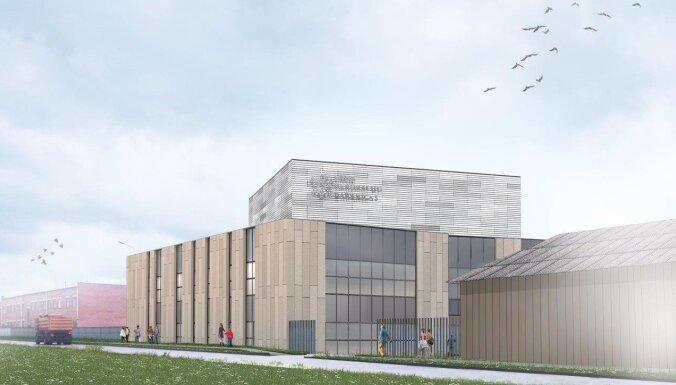Šovasar sāks LNOB dekorāciju darbnīcu un mēģinājumu zāļu kompleksa būvdarbus