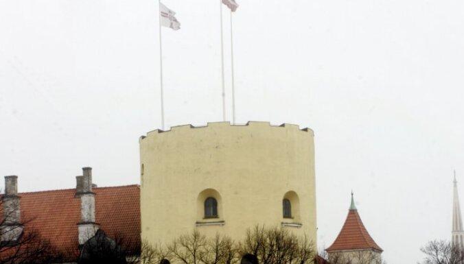 Rīgas Pils rekonstrukcijai budžetā paredzēs 17,9 miljonus latu