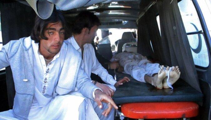 Sprādzienā Pakistānas tirgū 10 bojāgājušie