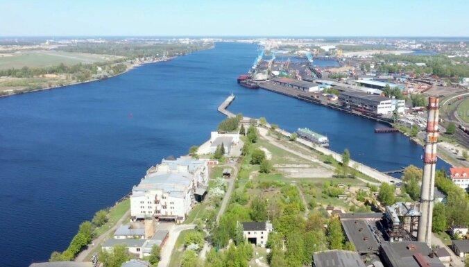 Освобожденные от грузов угля Андрейсала и Экспортный порт будут использоваться для нужд города
