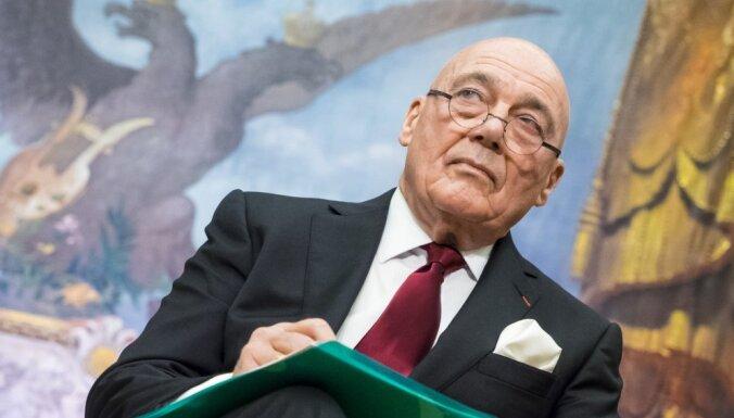 Владимир Познер сделал заявление о скандале Ксении Собчак и Максима Виторгана
