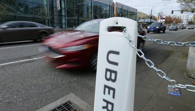 Uber перестанет следить за пользователями после поездки