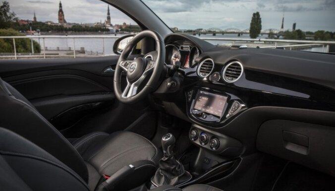 Латвийский дилер Opel планирует увеличить рыночную долю