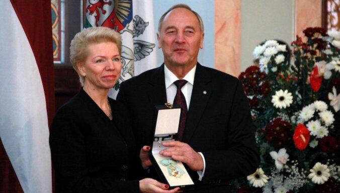 ФОТО: президент вручил высшие государственные награды
