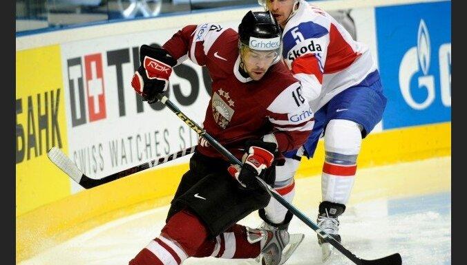 Armands Daugaviņš: Kaspars ir gatavs pārstāvēt Latvijas izlasi PČ