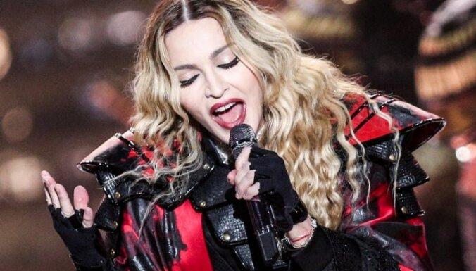 Шон Пенн часто ходит на концерты бывшей жены - Мадонны