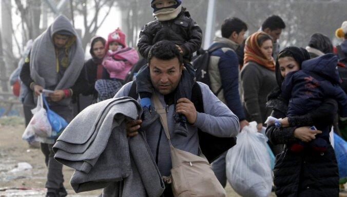 Со второй недели февраля в Латвию каждый месяц будут присылать по 10-30 беженцев