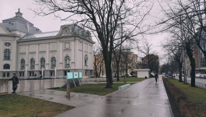 Pie Latvijas Nacionālā māksla muzeja izvietos skeitbordam paredzētus vides objektus