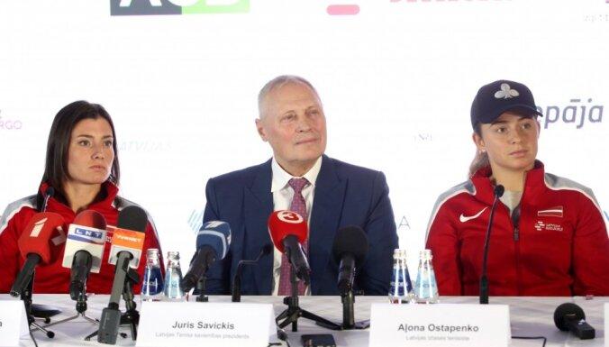 Latvijas tenisa zvaigznes apstiprinājušas dalību Jūrmalā gaidāmajā WTA turnīrā