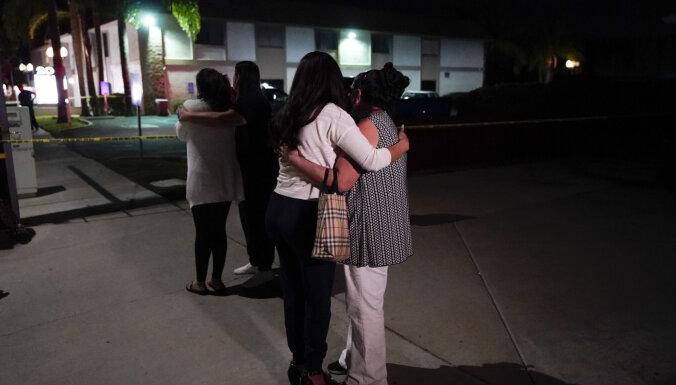 В Калифорнии застрелены 4 человека, включая ребенка