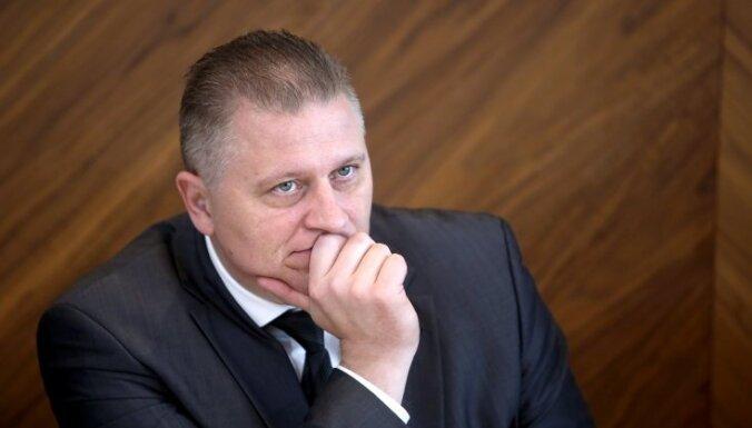 В Литве по запросу из Польши задержан бывший шеф LDz loģistika Лусис
