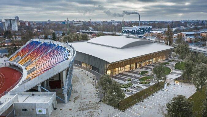 """Проект ледового холла на стадионе """"Даугава"""" может лишиться европейского финансирования из-за жалобы в полицию"""