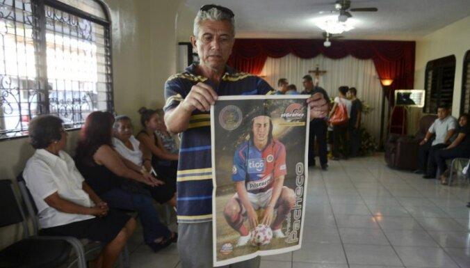 Рекордсмена сборной Сальвадора застрелили на заправке
