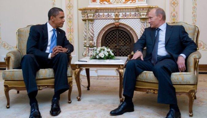 Обама упрекнул Путина в редактировании статей