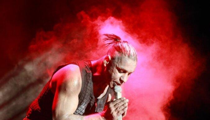 Rammstein koncerts