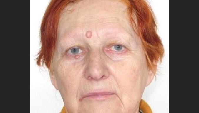 Полиция разыскивает пропавшую без вести женщину: она может находиться в Ильгюциемсе