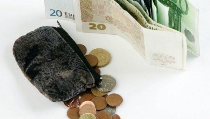 Банк Латвии за год обменял латы на 2,3 млн евро: у жителей на руках остаются миллионы латов