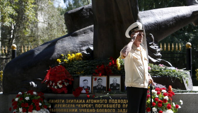 """20 лет со дня гибели подлодки """"Курск"""": ответы на главные вопросы о трагедии"""