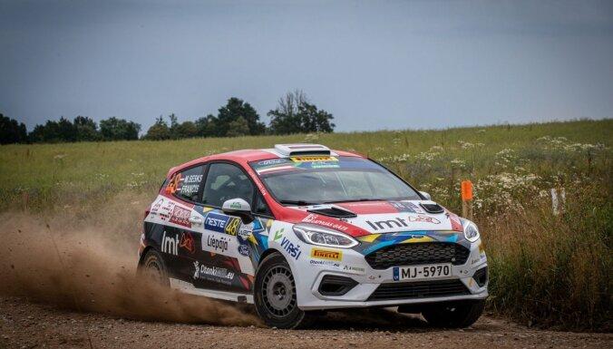 'Rally Liepāja': kvalifikācijas ātrumposms sniedz pirmo ieskatu par potenciālajiem spēku samēriem