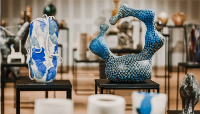 Siguldā atklās vērienīgu Latvijas mākslinieku keramikas izstādi