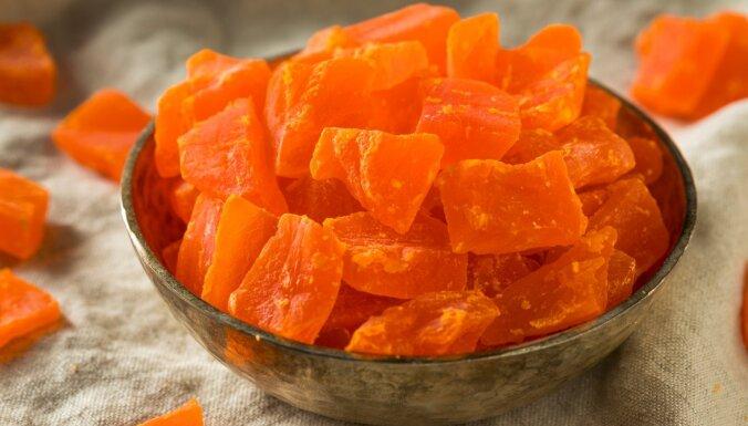 Kā pagatavot ķirbju sukādes – marmelādīgas un mīkstas
