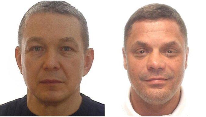 Aizdomās par futbola aģenta Bezzubova slepkavību policija meklē divus vīriešus