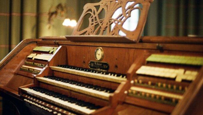 Ar 11 koncertiem Rīgā un novados notiks cikls 'Latvijas simtgade ērģeļu balsīs'