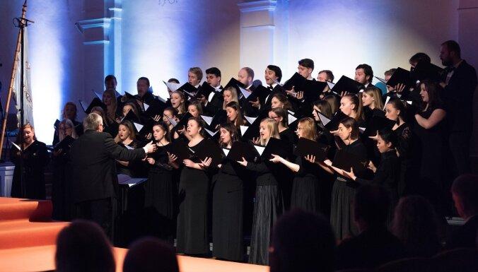 Oktobra beigās notiks Jāzepa Vītola 6. starptautiskais kordiriģentu konkurss