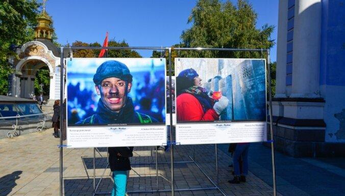 Latviešu ceļotājs Kijevā: Ukraina gada laikā ir sakropļota, un tuvākajā nākotnē neredzu, ka kaut kas varētu mainīties