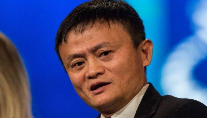 Миллиардер Джек Ма рассказал о планах на жизнь после ухода из Alibaba