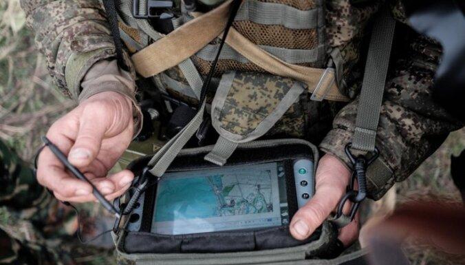 Krievijas armijā iekļauj daļu Dienvidosetijas spēku