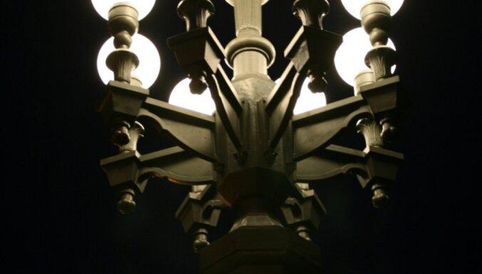 Рига постепенно переходит на LED-освещение