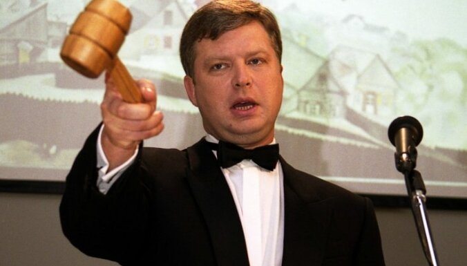 Валдис Пельш верит в перезагрузку отношений Латвии и России