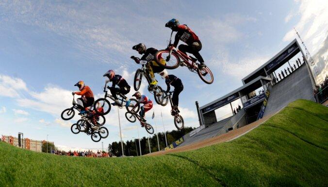 Eiropas BMX kausa kalendārā iekļauti arī divi posmi Valmierā