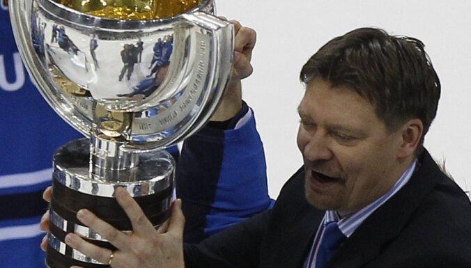 Ржигу в СКА сменил тренер сборной Финляндии