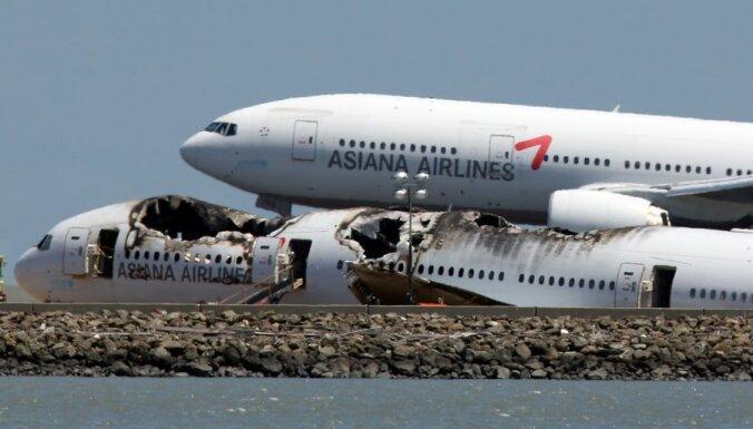 "Опубликовано фото посадки лайнера, едва не окончившейся ""катастрофой века"""