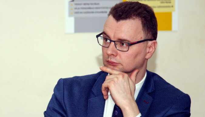 Kozlovskis IeM valsts sekretāra amatam virza Dimitriju Trofimovu