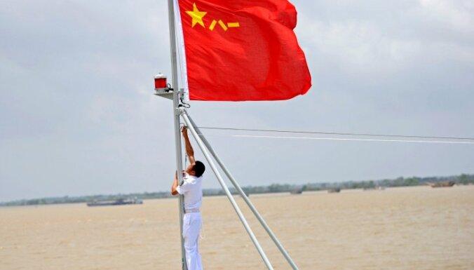 Vjetnama savos teritoriālajos ūdeņos aiztur nelegālu Ķīnas zvejas kuģu 'benzīntanku'