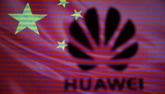 'Huawei' skandāls: VDD ar apšaubītiem uzņēmumiem sadarboties nerekomendē