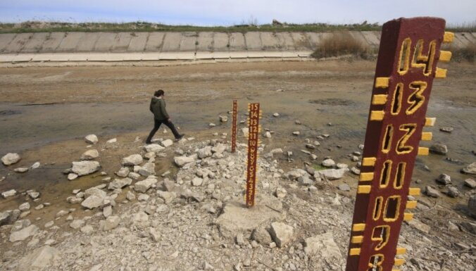 Krievija pati atslēgusi ūdens padevi Krimai, apgalvo 'Anonymous'