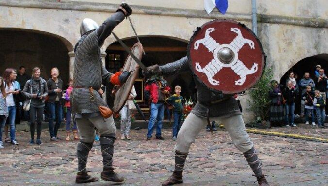 'Latvijas goda aplis' aicina uz Viduslaiku svētkiem Jaunpils novadā