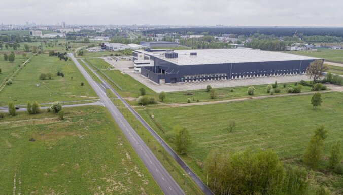 'Lidl' par diviem miljoniem eiro izbūvējis divus ielu posmus Dreiliņos