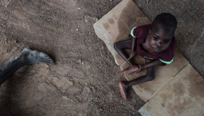 ANO: Pandēmijas dēļ var divkāršoties badā dzīvojošo cilvēku skaits