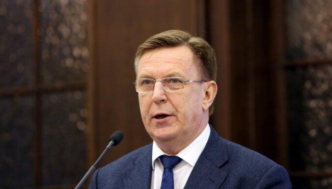 Кучинскис: вступив в НАТО и ЕС, Латвия вновь нашла свое место в Европе
