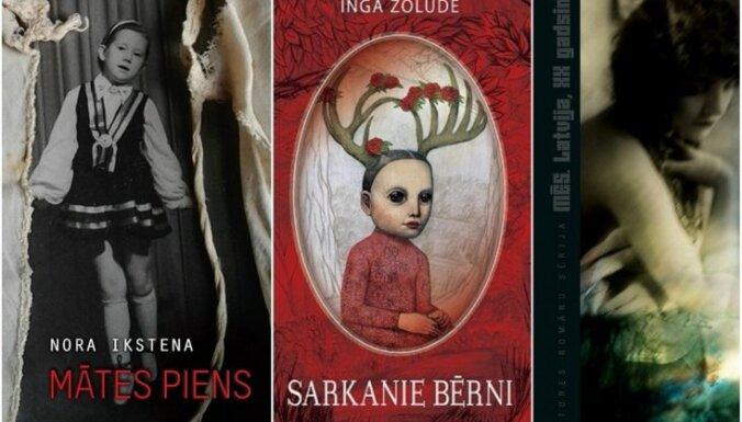 Dzimtas līkloči, bērnības traumas un smeldzīga mīla – 10 zīmīgi Latvijas rakstnieču prozas darbi