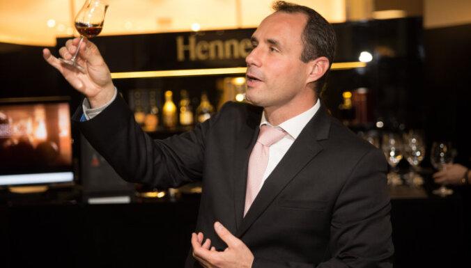 Vīnogas brīnumainā maģija. Saruna ar 'Hennessy' vēstnieku pasaulē Fabjēnu Levjū