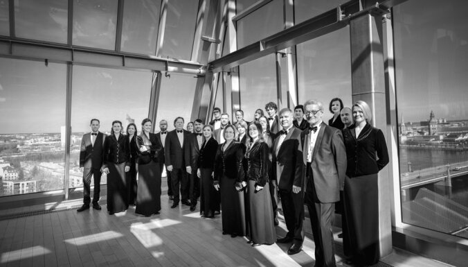Latvijas Radio koris turpina ciklu 'Sakrālie dziedājumi' ar jaunu programmu 'Klātesošā'