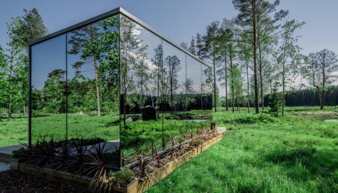 Neparastas naktsmājas – spoguļmājiņas, kas izkaisītas pa visu Igauniju