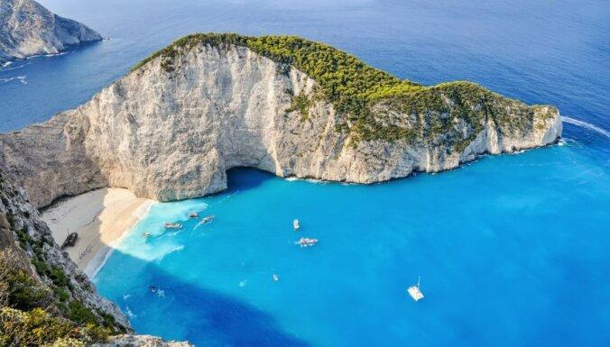 Землетрясение в Греции вызвало цунами в Средиземном море